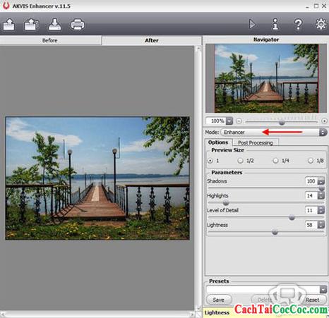 Tải AKVIS Enhancer - Phần mềm nâng cao chất lượng hình ảnh trên MAC OS X + Hình 4