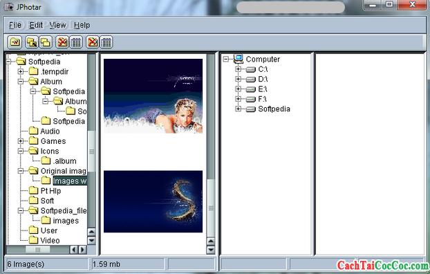 Tải JPhotar - Tiện ích hỗ trợ sắp xếp, quản lý ảnh cho Windows + Hình 2