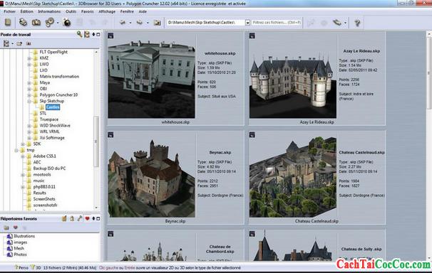 Tải 3D Photo Browser - Ứng dụng quản lý album ảnh cho Windows + Hình 4