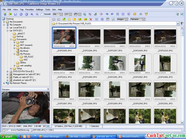 Download FastStone Image Viewer - Chỉnh sửa, quản lý ảnh trên Windows + Hình 2