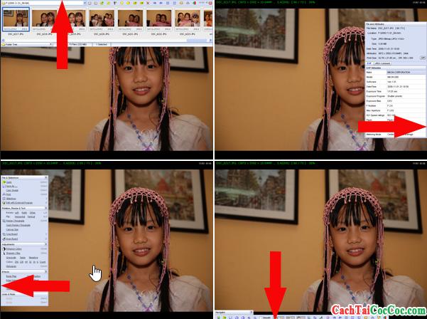 Download FastStone Image Viewer - Chỉnh sửa, quản lý ảnh trên Windows + Hình 4